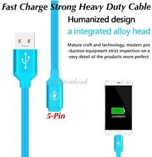 1.3M Samsung Galaxy S7 S6 Edge S4 S5 Fast Charge Charging Data Lead Cable Sony