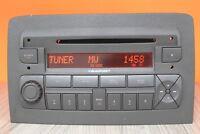 FIAT IDEA CD RADIO PLAYER CANCHECK DISABLED CAR STEREO CODE BLAUPUNKT FIAT-B MPV