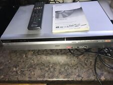Sony DVD Recorder Full Working Order With Remote & Booklet
