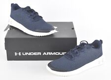 Under Armour 3021519-400 Ripple Sneaker Shoe Midnight Navy Blue Ivory Size 5.5Y