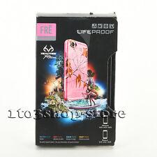 LifeProof FRE Waterproof Dust Hard Case iPhone 6 iPhone 6s POWER XTRA PINK Open