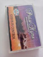 God Is In Control Praise Hymn Soundtracks Cassette