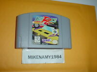 MRC: MULTI-RACING CHAMPIONS game cartridge - NINTENDO 64 N64 system - AUTHENTIC