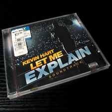 Kevin Hart - Let Me Explain: Soundtrack USA CD Sealed NEW Explicit Version #05-2