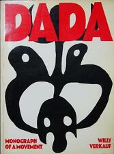 DaDa - Monograph of a Movement by Willy Verkauf ( Paperback 1975 ) Art Book