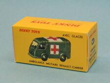 Boite neuve Dinky Toys Ambulance Renault réf: 80F