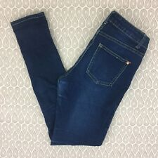 Cotton On Women's Dark Wash Mid Rise Skinny Jeans US Size 6 C29