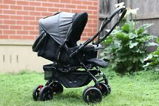 Pre-Owned Steelcraft Accent Reverse Handle Travel Baby Stroller