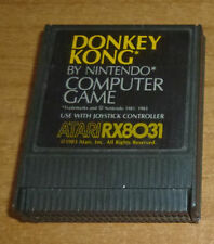 Jeu video ATARI XE - Donkey Kong by nintendo computer game 1981 RX8031