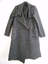 Autres manteaux gris en laine mélangée pour femme