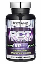 PCT XTREME | 80 Capsules | Post Cycle Support & Natural Testosterone Booster ...