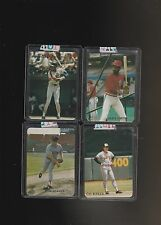 Broder Cards Pre 1990 Lot of 4 Ripken Smith Strawberry Seaver