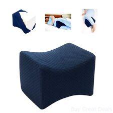 Memory Foam Knee Pillow Leg Lower Bag Pain Relief Orthopedic Cushion Medical Pad
