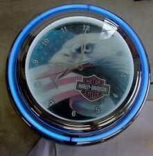 Harley Davidson Clock For Sale Ebay