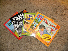 LITERACY 2000 LOT 5 paperback books stage 1 NEW