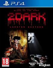 PS4-2Dark Limited Edition SteelBook Inc. Artbook /PS4  (UK IMPORT)  GAME NEW