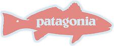 Patagonia Redfish Sticker Decal