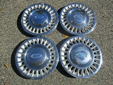 1988 to 1997 Ford Crown Victoria P71 15 inch hubcaps wheelcovers blemished