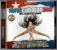 Super Cubaton 2012 100% Reggaeton Cubano  BRAND  NEW SEALED CD
