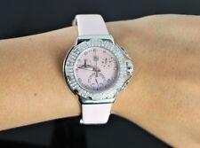 New Lady's TAG Heuer Formula1 Steel Original Diamond 36mm Pink Chronograph Watch