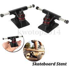 2Pcs 3.25'' Alloy Metal Anchor Shape Skateboard Trucks For 22'' Mini Penny Board