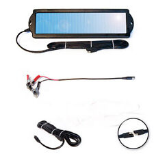 12v / 1.2W Automotive Solar Battery Trickle Charger & Maintainer AutoSol