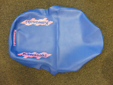 Kawasaki KX 500 1990 Style Blue Seat Cover will fit 1988 to 2004 KX500