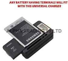 Universal External Mobile Phone Battery Desktop Charger Kit USB 4 Galaxy Note 2