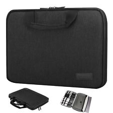 "MoKo 13-13.3"" 15"" Laptop Sleeve Case Handle Electronic Accessorie Protective Bag"