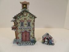 """Ivy & Innocence Collection 05270 """"Ivy Firehouse"""" Limited Edition 1997"""