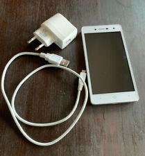 ZTE Blade L7 Smartphone weiß Android Google top-Zustand 5 Zoll 7x14 cm 8GB