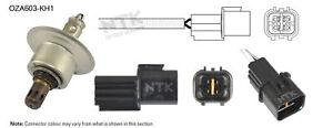 NGK NTK Oxygen Lambda Sensor OZA603-KH1 fits Kia Magentis 2.4 (MG)