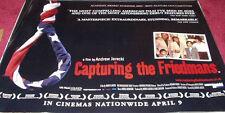 Cinema Poster: CAPTURING THE FRIEDMANS 2004 (Quad)