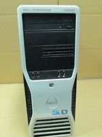 Dell Precision T3500 Xeon Quad W3530 2.8GHz CPU 12GB RAM DVDRW (NO HDD)