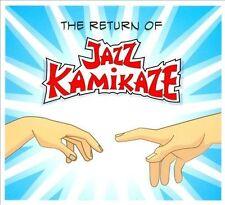 Jazz Kamikaze-Return Of  (UK IMPORT)  CD NEW