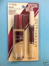 MAYBELLINE Instant Age Rewind Foundation & Concealer -CREAMY NATURAL (light-5).