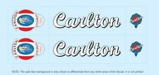 Carlton Bicycle Decals-Transfers-Stickers #1