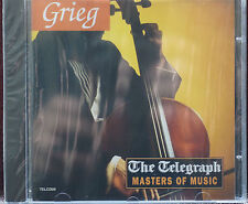 Masters of Music Grieg Selections CD Mint Order 12 Trks  New 58 mins Duet 1995