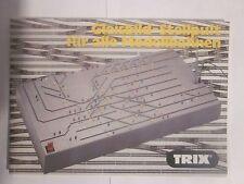 Trix 9004 Anleitung für Gleisbild-Stellpult