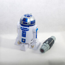 STAR WARS R2-D2 REMOTE CONTROL WITH SOUND & LIGHTSABER CONTOROLLER
