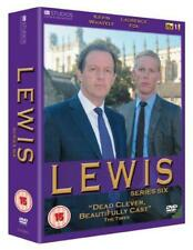 Lewis - Series 6 [DVD], Good DVD, Laurence Fox, Kevin Whately,