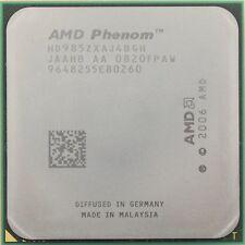 FRA AMD Phenom X4 9850 HD985ZXAJ4BGH (4 Núcleos, 2.5 GHz) AM2+, Black Edition