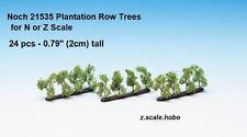 Noch N/Z Scale 21535 Plantation Trees Farm *NEW *$0 SHIPPING