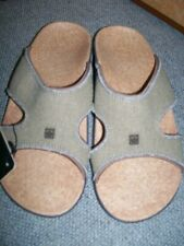 SPENCO KHOLO SLIDE SANDALS KHAKI SIZE WOMENS 8 NWT