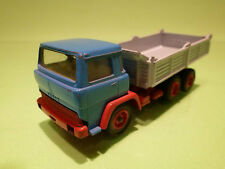 SIKU V281 MAGIRUS DEUTZ M250 D22 FK 6x4 - BLUE 1:55? - GOOD CONDITION