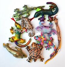ANIMAL SAND GLITTER CRITTER  PARTY GOODY BAG METALLIC PATTERNS TOYS PAPER WEIGHT