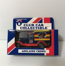AFL ADELAIDE CROWS Car Collectibles Model A Ford 1995 Matchbox Toys NEW