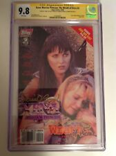 CGC SS 9.8 Xena: Warrior Princess The Wrath of Hera #2 signed Lawless & O'Connor