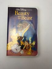 Beauty And The Beast  Black Diamond The Classics Walt Disney Very Rare