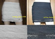 Cotton Blend Mini Floral Regular Size Skirts for Women